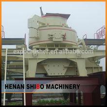 high efficiency vertical shaft impact cement sand brick making machine