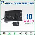 10w panel solar precio de lista para 12v dispositivos, el ordenador portátil, mini ventilador, teléfono móvil