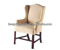 HX -HT016 Wood Fabric Banquet Chair Hotel Furniture