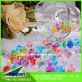La siembra de interior decoración y exterior de jardinería de mármol cristal gelatina bola