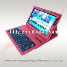 detachable samsung galaxy tab 7510 keyboard with 3.0 bluetooth for galaxy tab 7510