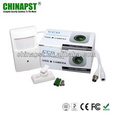 "White 1/3"" Sony 420TVL Color PIR High Quality Covert Surveillance Equipment PST-HC101B"