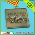 Custom medal ribbon drape