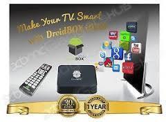 DroidBox iMX6 Loaded XBMC & Navi-X JAIL BR0KEN ANDROID TV BOX MX2 MX2REF G18