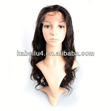 Finest quality premium glueless silk top full lace wig