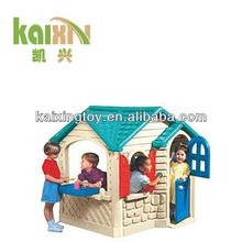 Plastic Houses Children Garden Indoor