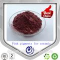 de plástico de recubrimiento de pintura de color rosa pigmento pigmento de la preparación para la impresión textil
