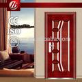 la puerta exterior de metal puerta vitrage exterior de la puerta de hdf