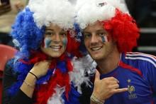 Football fans head band / custom fans wig