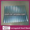 chapa de aço corrugado para coberturas