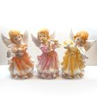 Musical Angel.Angel Figurines Gifts Items,Resin Wing Angel Figurine,