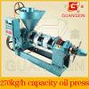 ISO Manufacture 6YL Oil Press Machine/ Hemp Seed Oil Press Automatic Grade Oil Press Machine