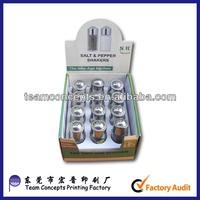 Cheap Custom LED light display box made in china