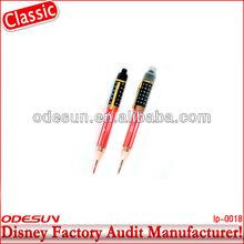 Disney factory audit manufacturer's led light ballpoint pen 143032