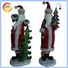 Wholesale Resin Santa Claus Christmas Ornament