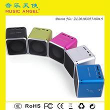 MUSIC ANGEL mini speaker speakers sd card for mobile phone