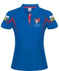 Custom design cotton pique embroider polo shirt