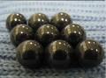 Jrdb bajo nivel de ruido de rodamiento de plástico bolas de cristal. 500 id