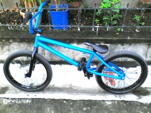 bmx new style bycicle dirt jump/ light weight /show bike