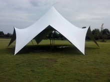 2014 fashionable stretch tent with new design