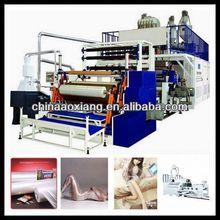 stretch AX-500 Cling Film Rewinding Slitter machine board extruder single layer stretch machine new product 2012