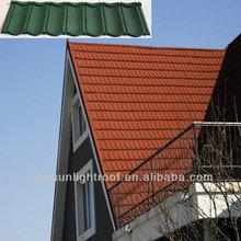 pvc plastic fiber cement roof tile