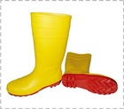 PVC Safety gumboot SS032 -hot product