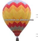 Environmental protection hot air balloon