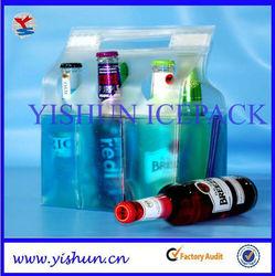 Custom Tote Freezer Wine Bag for Wine