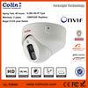 HD megapixel half dome indoor cctv IP Camera