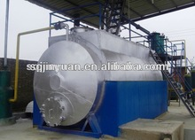 Year End Promotion of Waste Engine Oil Refinery Machine