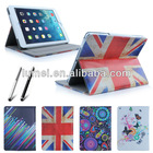 Retro Patterned PU Leather Smart Case Cover for Apple iPad Air 5
