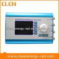 clen 5 mhz de forma de onda arbitrária de freqüência de investigação científica dds dual channel varredura função dc gerador de sinal com display lcd