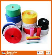 colored hook & loop velcro cloth tape