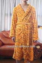 HOT sale factory wholesale lined coral fleece bathrobe adult soft unisex best selling bathrobes