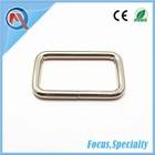 45mm Large Gold Metal Bag Hardware Square Ring