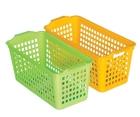 2014 new square plastic storage basket for sundries