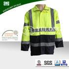 Yulong flame retardant high visibility clothing