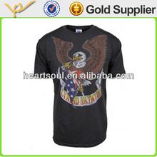 OEM fashion popular young men t-shirt