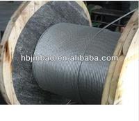 Submarine cable/under sea electric cable steel core,pitch/asphalt/bitumen/chian/qitchblende coat