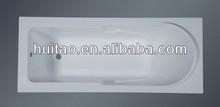 cheap bathroom tub acrylic bathtub made in china