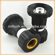 aluminium adjustable fire nozzle