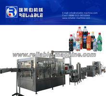 soda şişeleme hattı içecek fabrikası