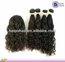 2014 caliente de la belleza fushion 100% del pelo humano teje
