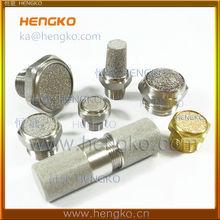 High quality metal sintered car muffler