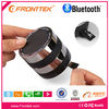 Latest Logo customized bluetooth camera lens speaker