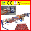 Color Steel Glazed Roofing Tile Making Machine