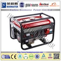 2.5kw gasoline emergency generator