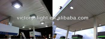 60w 70w 80w 100w 120w 150w ip65 waterproof petrol station led light
