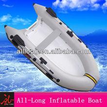 2014 Hot sell 3.6mt RIB boat--Rigid hull inflatable boat